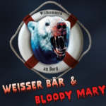 Weisser Bär & Bloody Mary