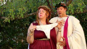Skandal im Kaiserhaus! Herrscher, Casanova, Ehebrecher! Wein, Weib und Ge...schrei! @ Klostergaststätte Himmerod